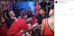 nainggolan corona discoteca bergamo