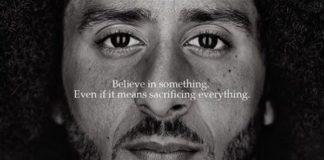 Colin Kaepernick Spot Nike