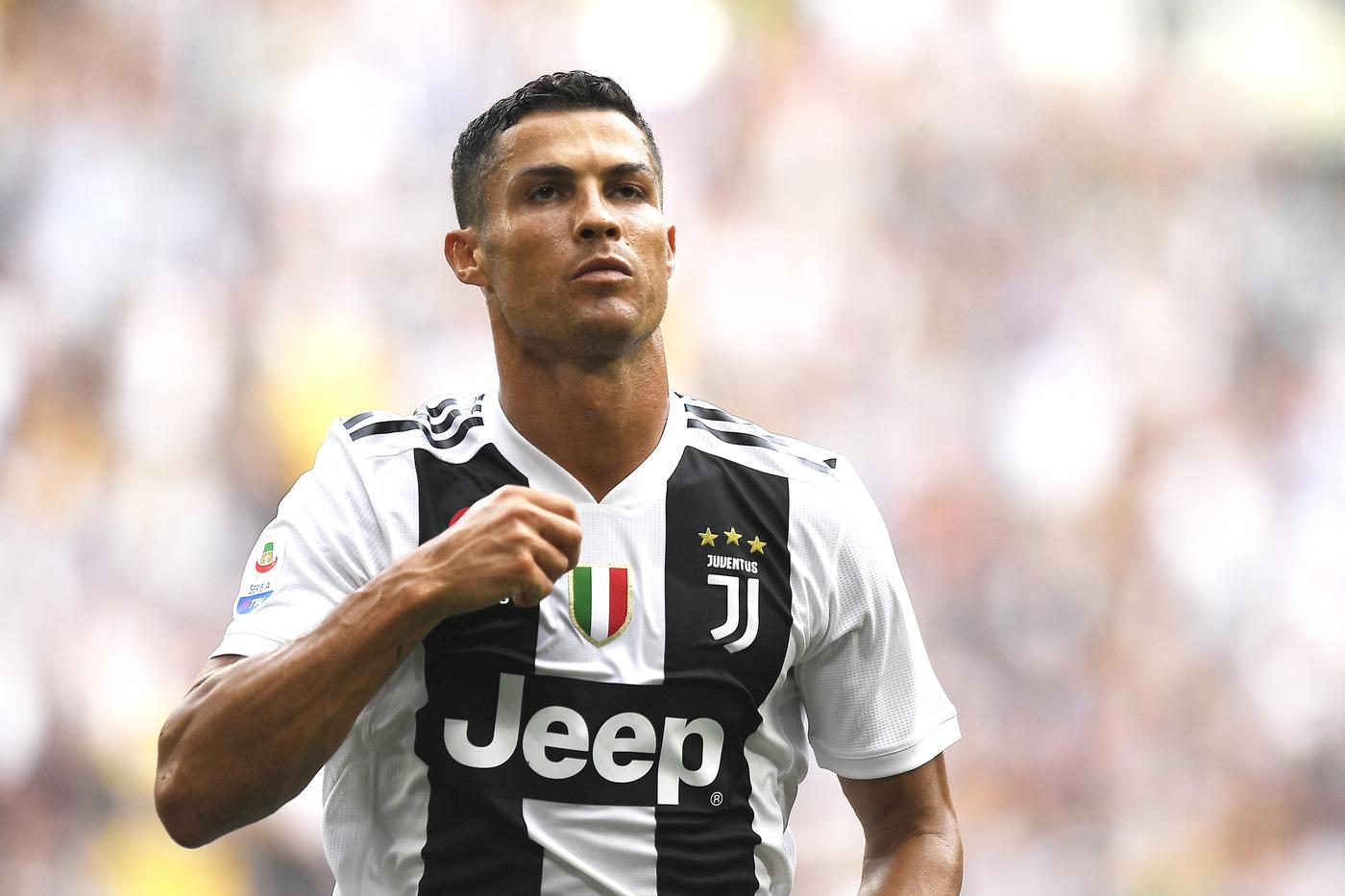 Juventus Cristiano Ronaldo Ha Dimostrato Di Essere Umano