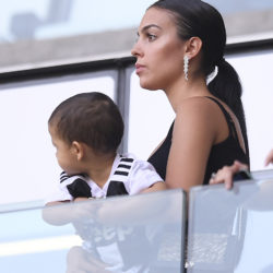 georgina rodriguez stadium figli