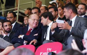Scaroni, Leonardo e Maldini