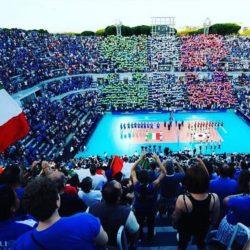 Mondiali Volley Italia-Giappone tifosi (9)