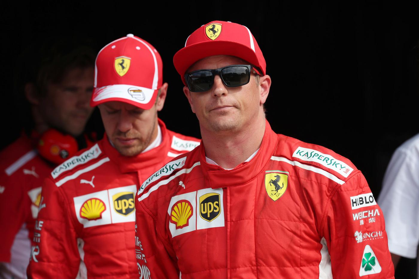 d20bdb50d2 F1 - Parole sorprendenti di Vettel contro il suo compagno di squadra ...