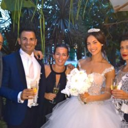 foto matrimonio carlotta maggiorana miss italia
