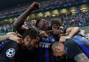 Inter vs Tottenham
