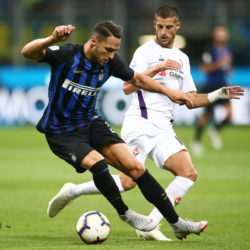 Inter vs Fiorentina - Serie A TIM 2018/2019