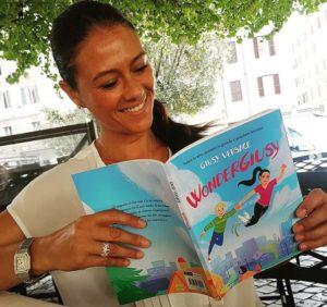 libro giusy versace per bambini