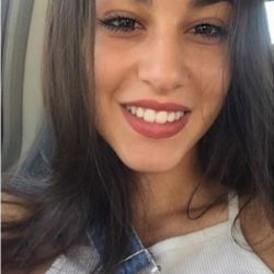 Chiara Bordi, Miss Miluna Lazio