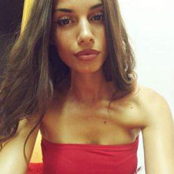 32 Deborah Agnone, Miss Cinema Sardegna;