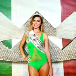 Erika Franceschini, Miss Equilibra Marche