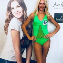 Mara Boccacci, Miss Equilibra Emilia Romagna