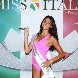Marta Murru, Miss Liguria