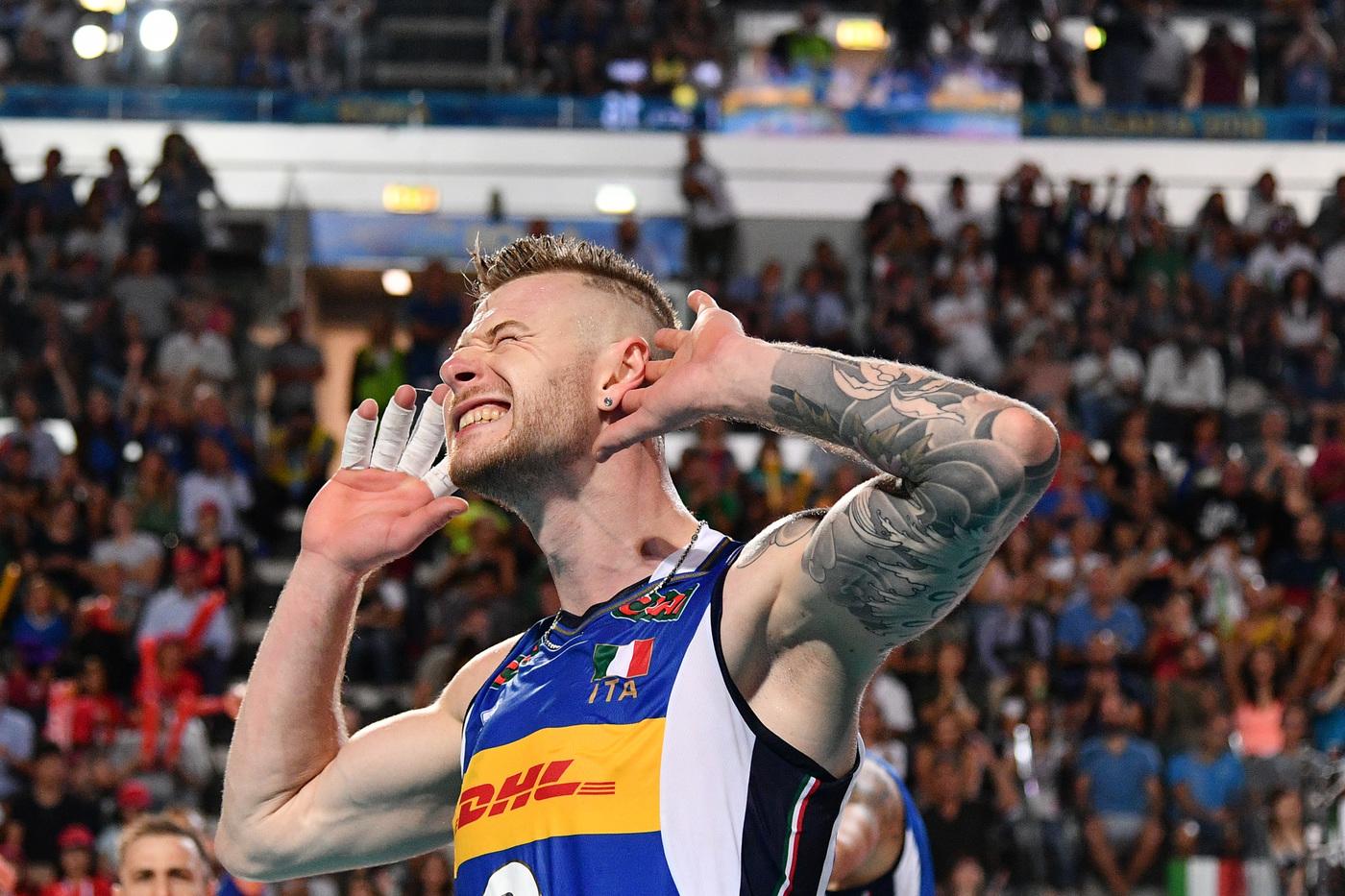 Mondiali Pallavolo Italia Calendario.Mondiali Volley 2018 Buona La Prima Per L Italia Il