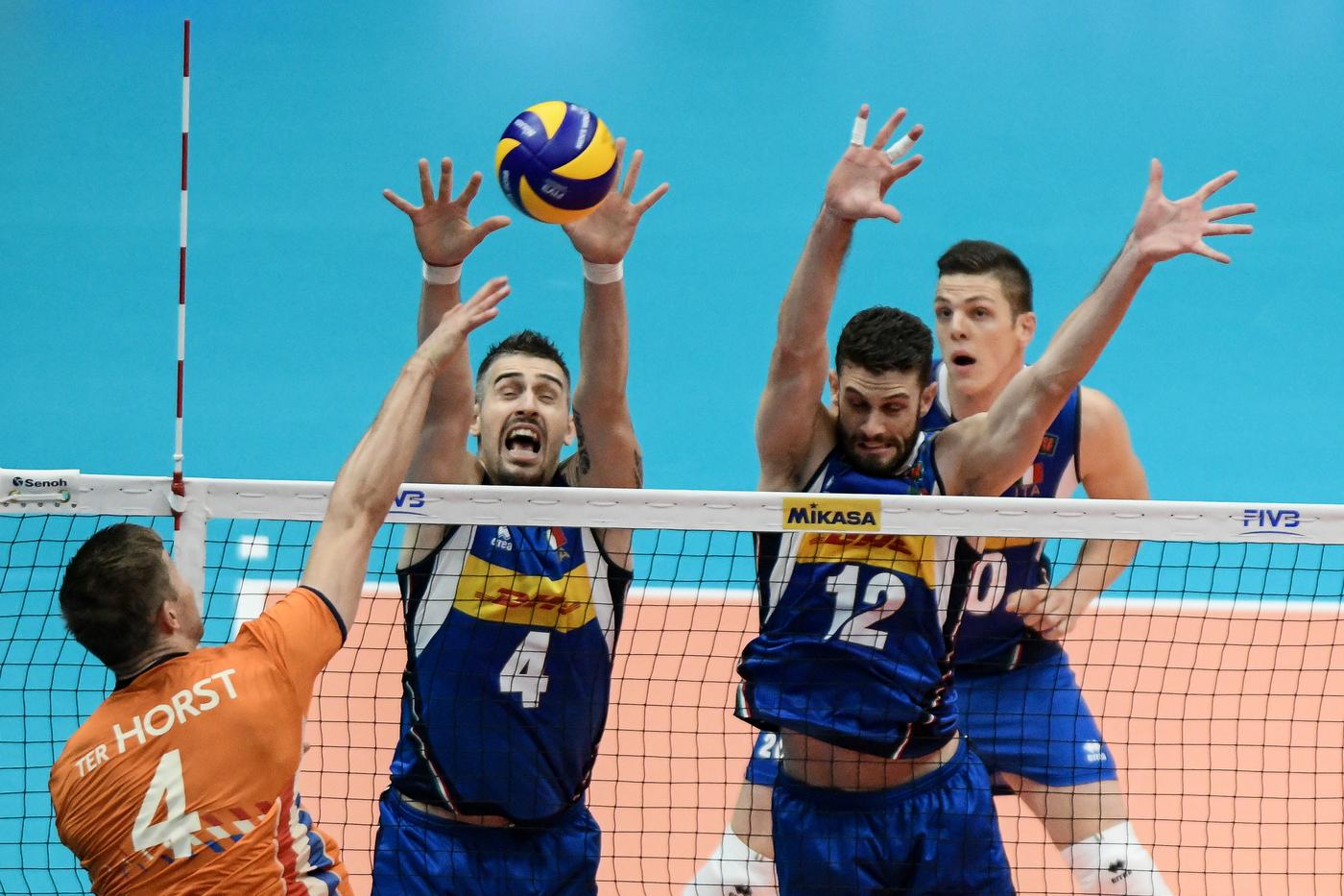 Volley, Zaytsev e la proposta di matrimonio: