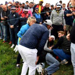 Golf, primo giorno della Ryder Cup 2018