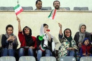 Donne Iran