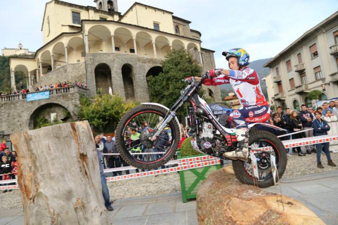 Matteo Grattarola poleman TR1 a Varallo