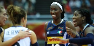 volley femminile italia pallavolo mondiali 2018