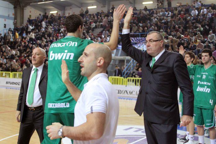 Vanoli Braga Basket Cremona vs Benetton Treviso