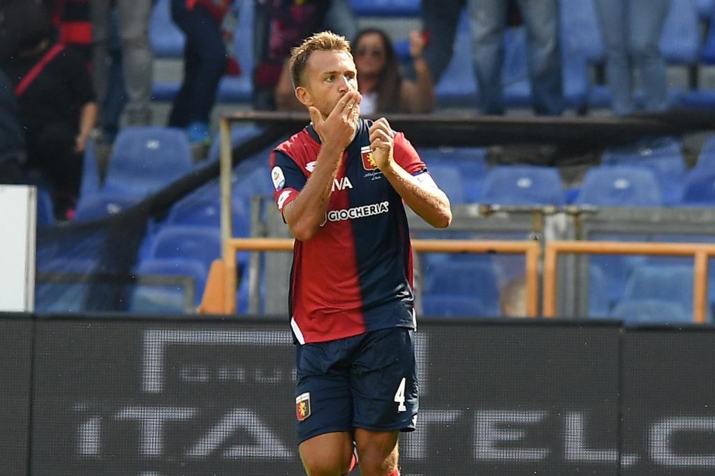 Genoa vs Parma criscito