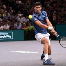 Joao Sousa vs Novak Djokovic - ATP World Tour Masters 1000 a Parigi