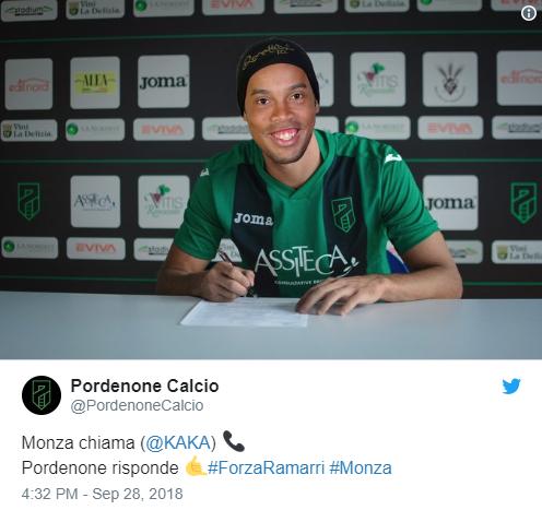 Il Monza pensa a Cassano ma lui rifiuta: