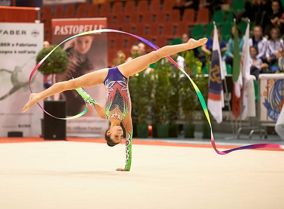 Ginnastica ritmica campionato serie a 2018 bronzo for Cascella arredamenti torino
