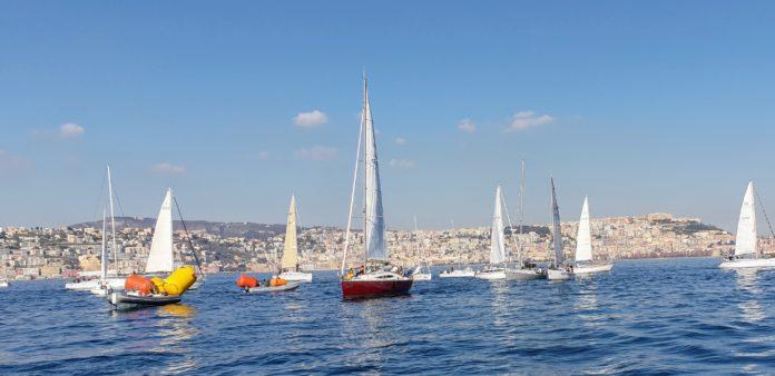Vela d'Altura Golfo di Napoli