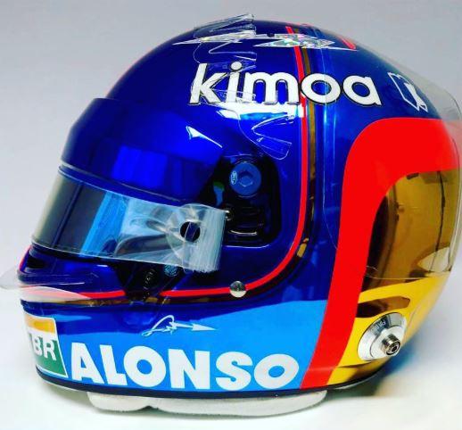 Formula 1 - Alonso: