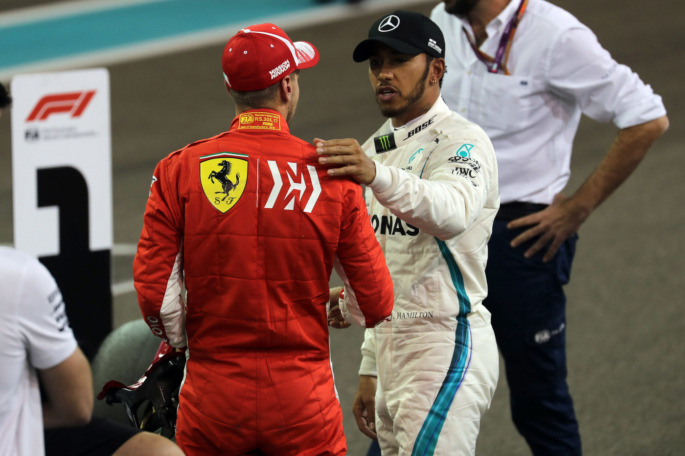 F1, Sebastian Vettel torna sull'incidente di Hockenheim: