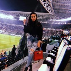 georgina rosriguez stadium