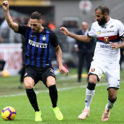 Inter vs Genoa - Serie A TIM 2018/2019