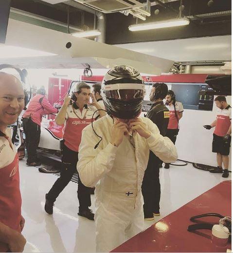 Formula 1 | Alfa Romeo Racing, Raikkonen dopo lo shakedown: