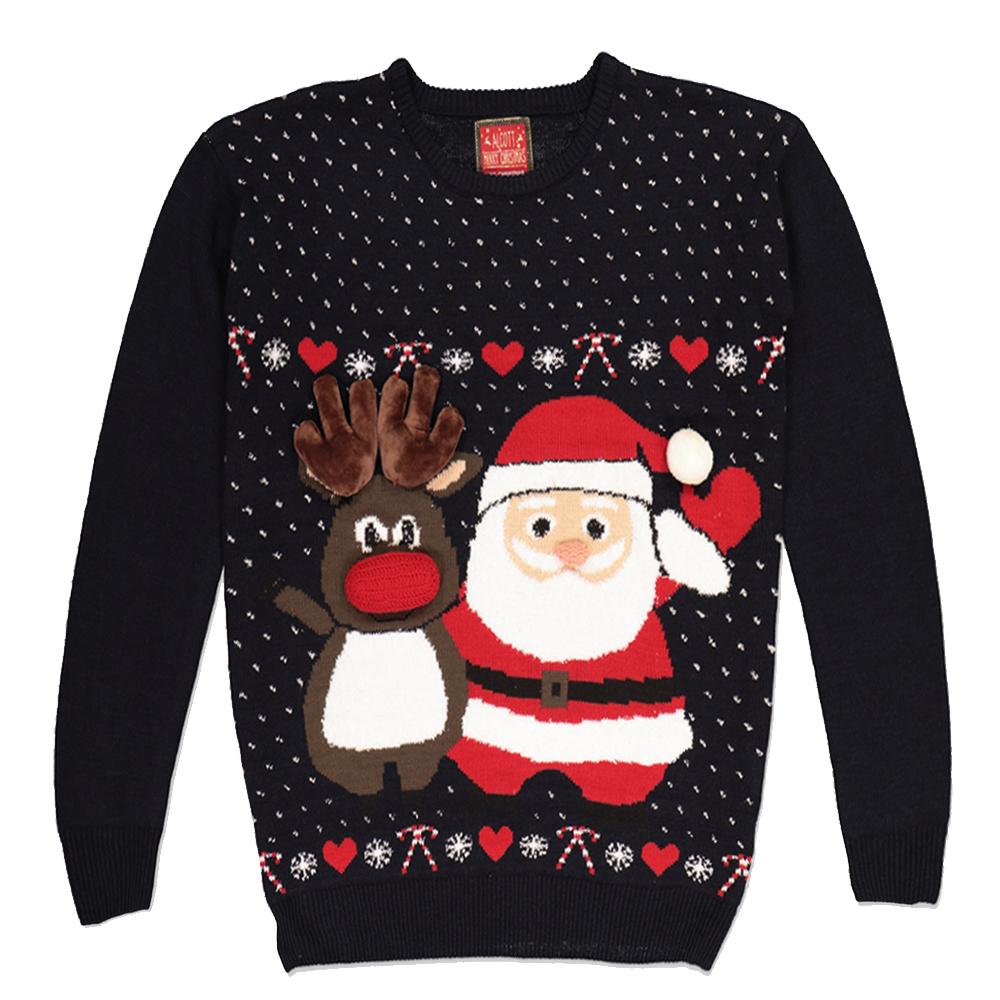 Maglioni di Natale per tutte le età Alcott propone gli amatissimi Ugly  Christamas Sweaters [GALLERY]
