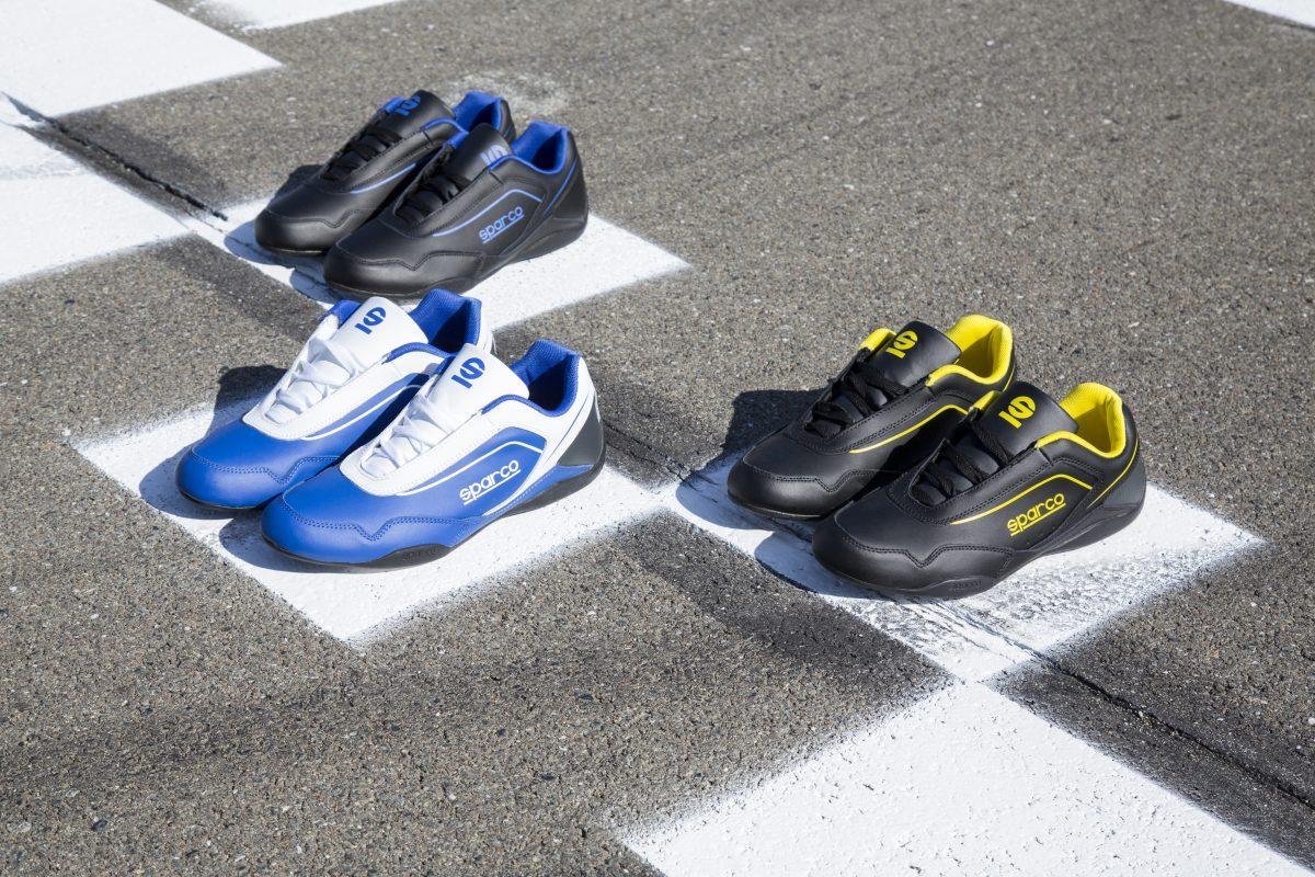 the latest ceef9 4a8a5 Sparco lancia la collezione fashion: calzature e accessori ...