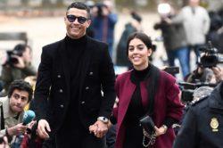 Cristiano Ronaldo ha sposato Georgina? L'entourage di CR7 fa