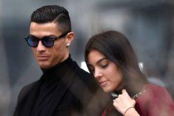 Cristiano Ronaldo e Georgina Rodriguez sposi in gran segreto