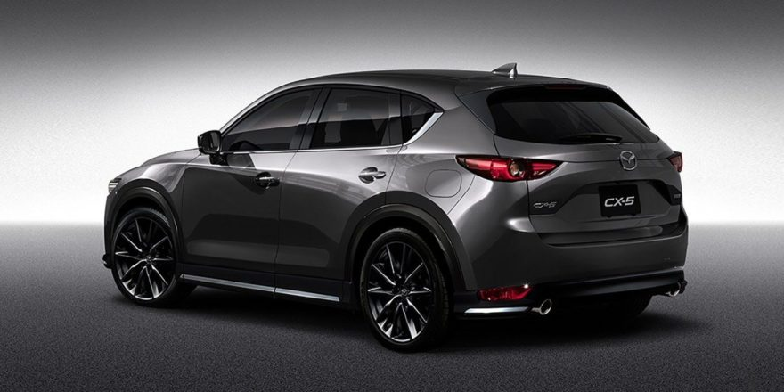 2019 Mazda CX5 pictures - Vehiclenewreport