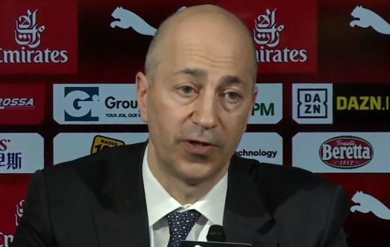 Ivan Gazidis (CEO del Milan), stipendio di 3milioni e 150mila euro