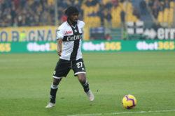 Parma, infortunio Gervinho: le condizioni dell'attaccante iv