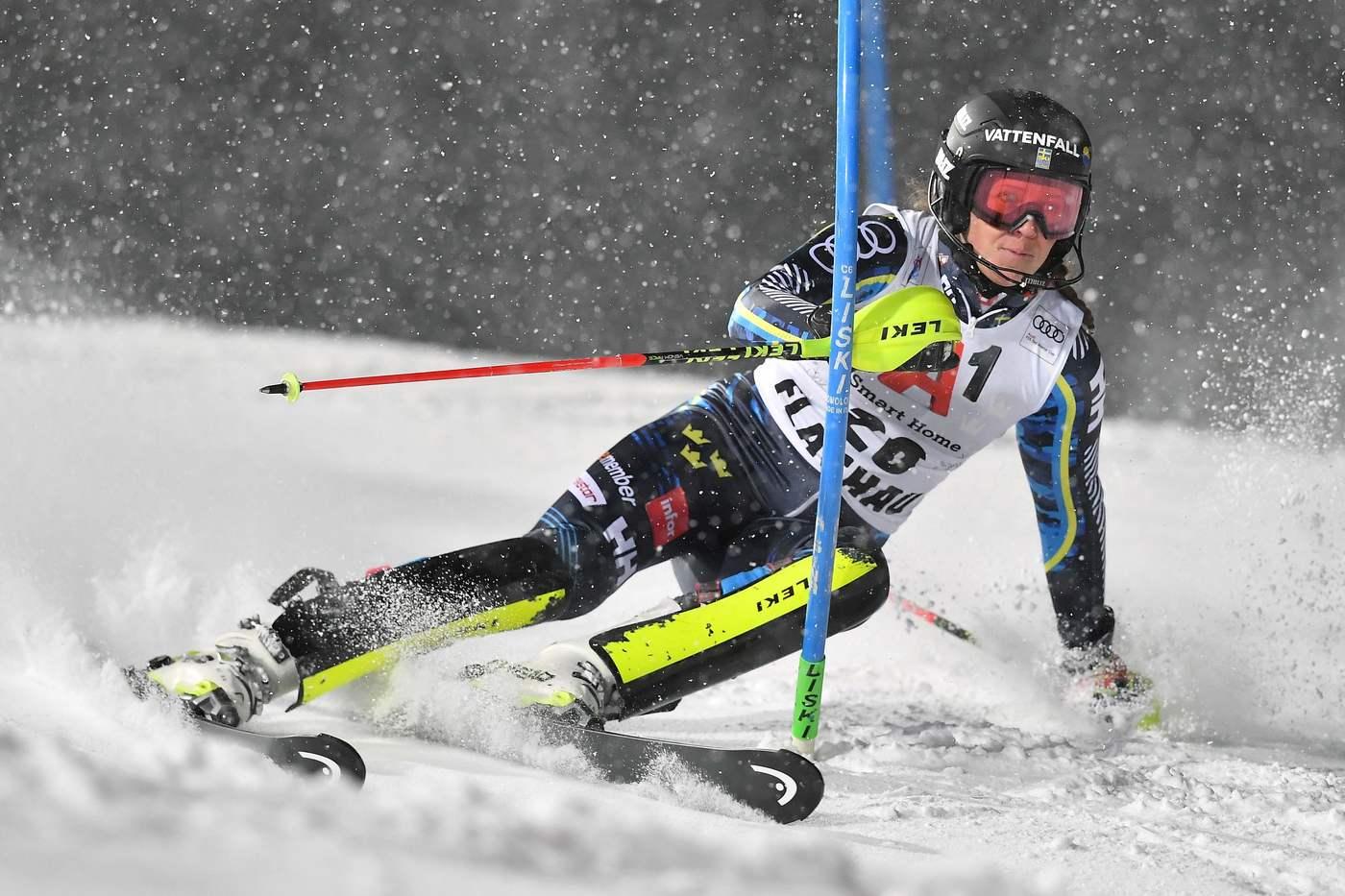FIS Alpine Skiing World Cup - Slalom femminile a Flachau
