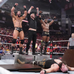 Bobby Lashley Jeff Hardy Baron Corbin Braun Strowman