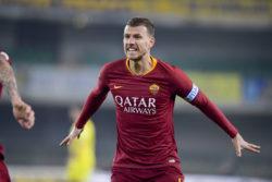 """Roma, Dzeko giura amore ai giallorossi: """"ho detto subito a F"""