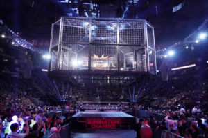 Elimination Chamber Gabbia