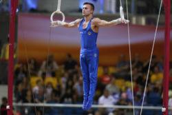 Argento mondiale per Marco Lodadio negli anelli |  in tasca anche il pass per le Olimpiadi
