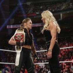 Ronda Rousey Charlotte Flair