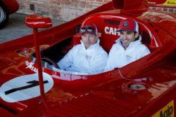 Formula 1 – Raikkonen compie 40, gli auguri social di Giovin