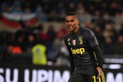 Juventus, la situazione infortunati: tutto ok per Pjanic, lesione alla coscia per Douglas Costa