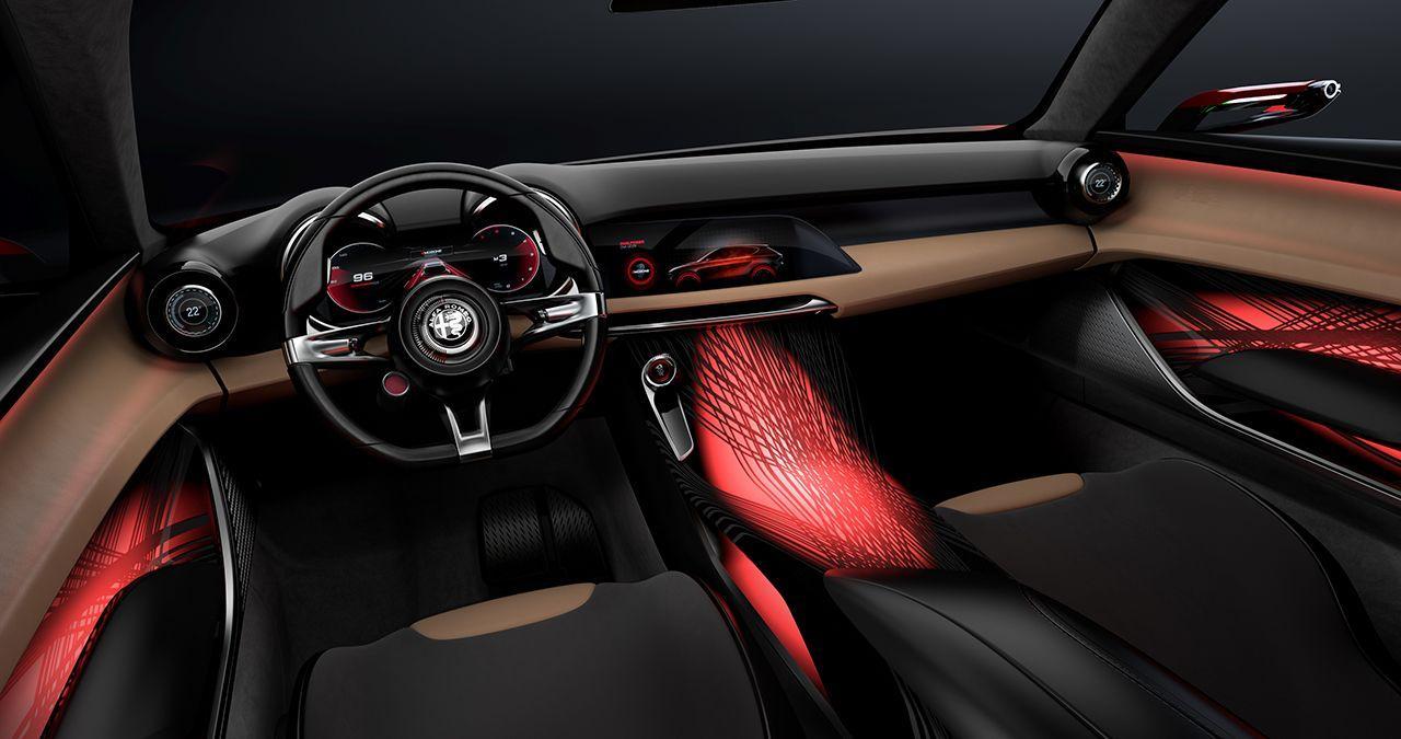 Alfa Romeo Tonale, i segreti dei suoi futuristici interni ...