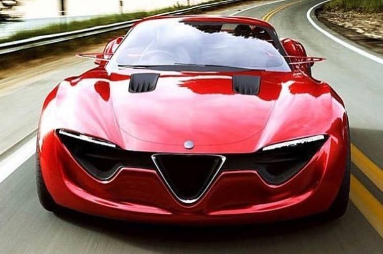 Alfa Romeo Supercar >> Alfa Romeo, dopo la Tonale vedremo la supercar da 700 CV?